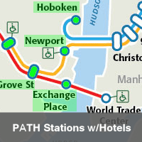PATH Stations With Hotels Thumb