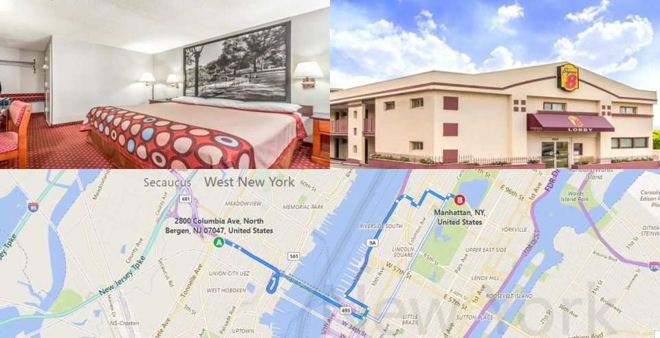 North Bergen Nj Hotels With Shuttle To Nyc